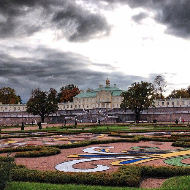 Ораниенбаум (дворцово-парковый ансамбль) in Ломоносов