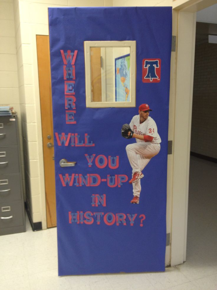 History Classroom Decorations : Top ideas about door decoration on pinterest spring