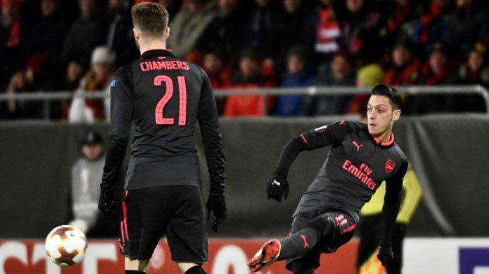 Ostersunds FK Vs Arsenal, Meriam London Menang, Kekalahan Kandang Perdana Ostersunds di Liga Eropa