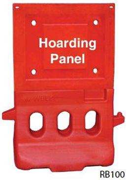 Hoarding Barriers  http://centurionbarriersystems.com.au/