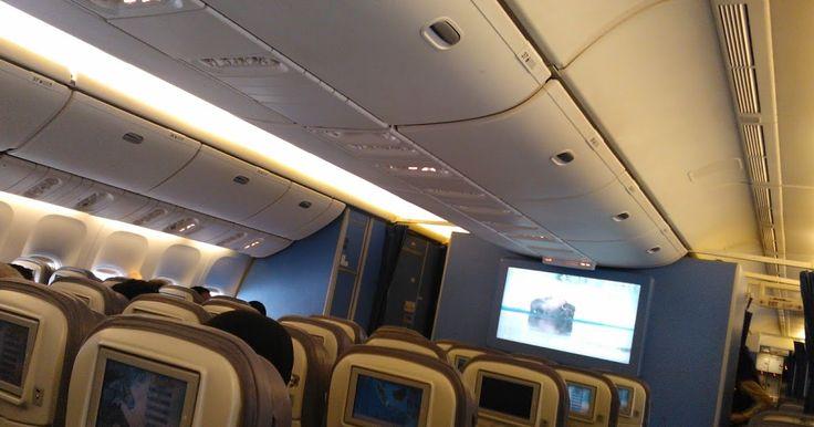 Pengalaman Shalat di Dalam Musholla Pesawat