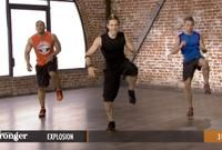 Explosion of HIIT 33min