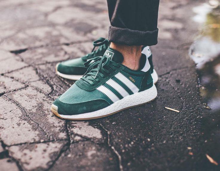 "adidas Iniki Runner ""Collegiate Green"" (BY9726) buy at www.streetsupply.pl"