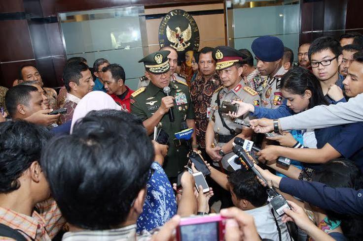 Panglima TNI : Gugurnya Serda M. Ilman Anggota Satgas Intelijen Tinombala