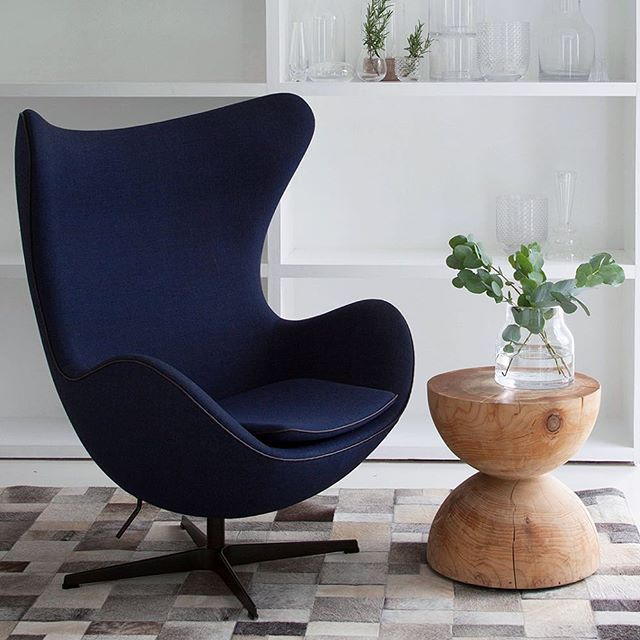 Synonymous With Style, The Egg Chair By Arne Jacobsen Is A True U2013 Shop Our  Full Collection Online And In Store