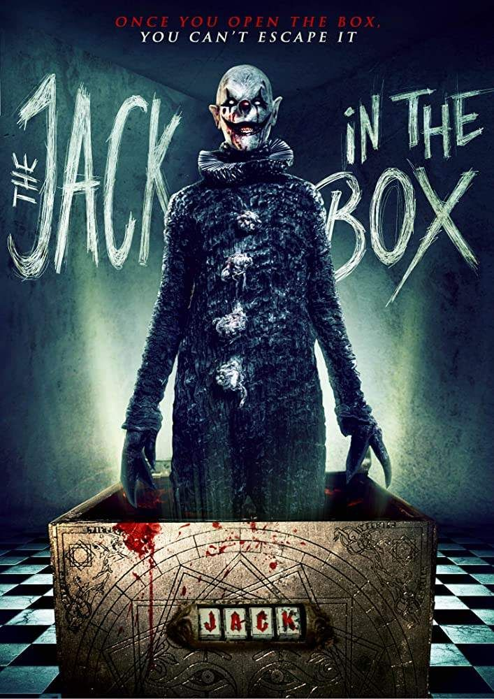 The Jack In The Box 2019 Dir Lawrence Fowler Newest Horror Movies Horror Movies List Best Horror Movies