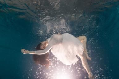 Water Signs are Imaginative and Emotional: Credit: ©Rui Guerra / Underwater Productions / Getty Images