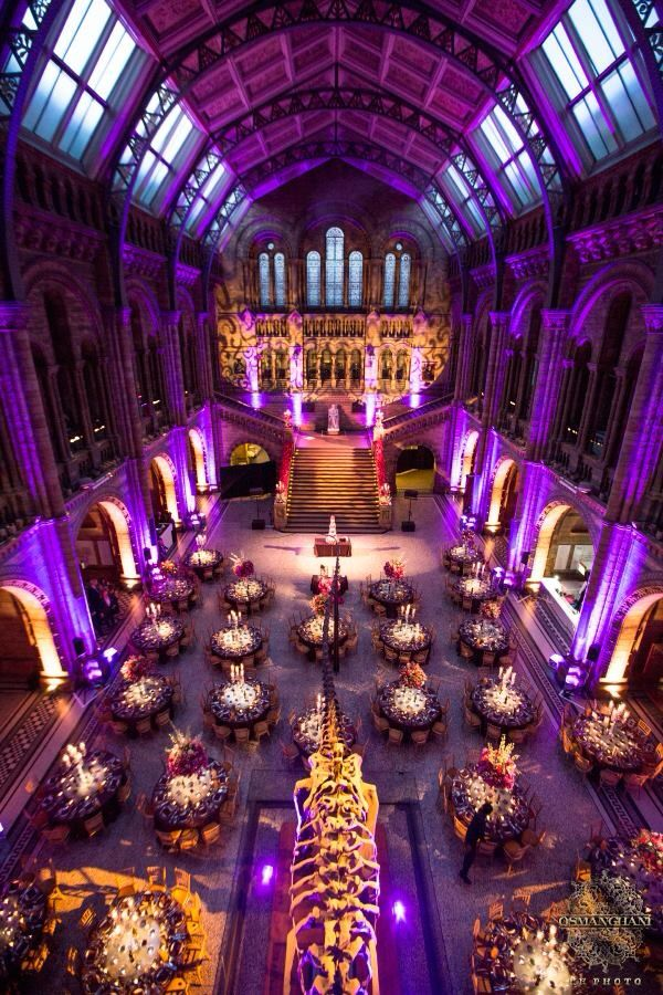 Soon! I love the whole concept of a museum being a wedding venue! Natural History Museum wedding! What a dream