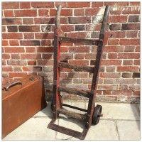 NEW | Vintage French Sack Trolley | mayflyvintage.co.uk | Warehouse Home Design Magazine