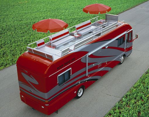 91 Best Airstream Sky Decks Images On Pinterest Decks