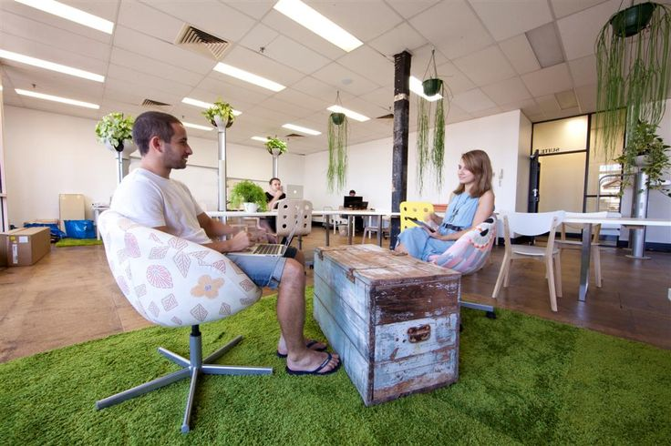 Darlinghurst - Fishburners coworking space and entrepreneur community - office space, desk space, shared office