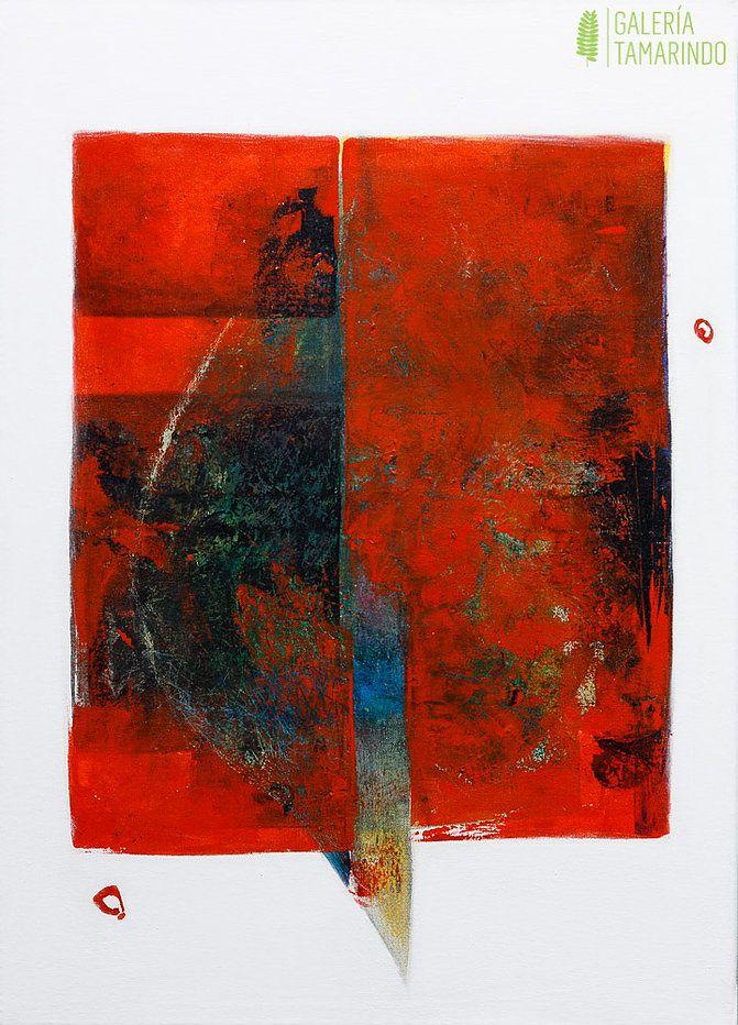 Página de Jairo Romero en Galeria Tamarindo.
