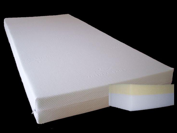 Orthopädische Visco-Classic-Matratze 80 x 200 x 15 cm