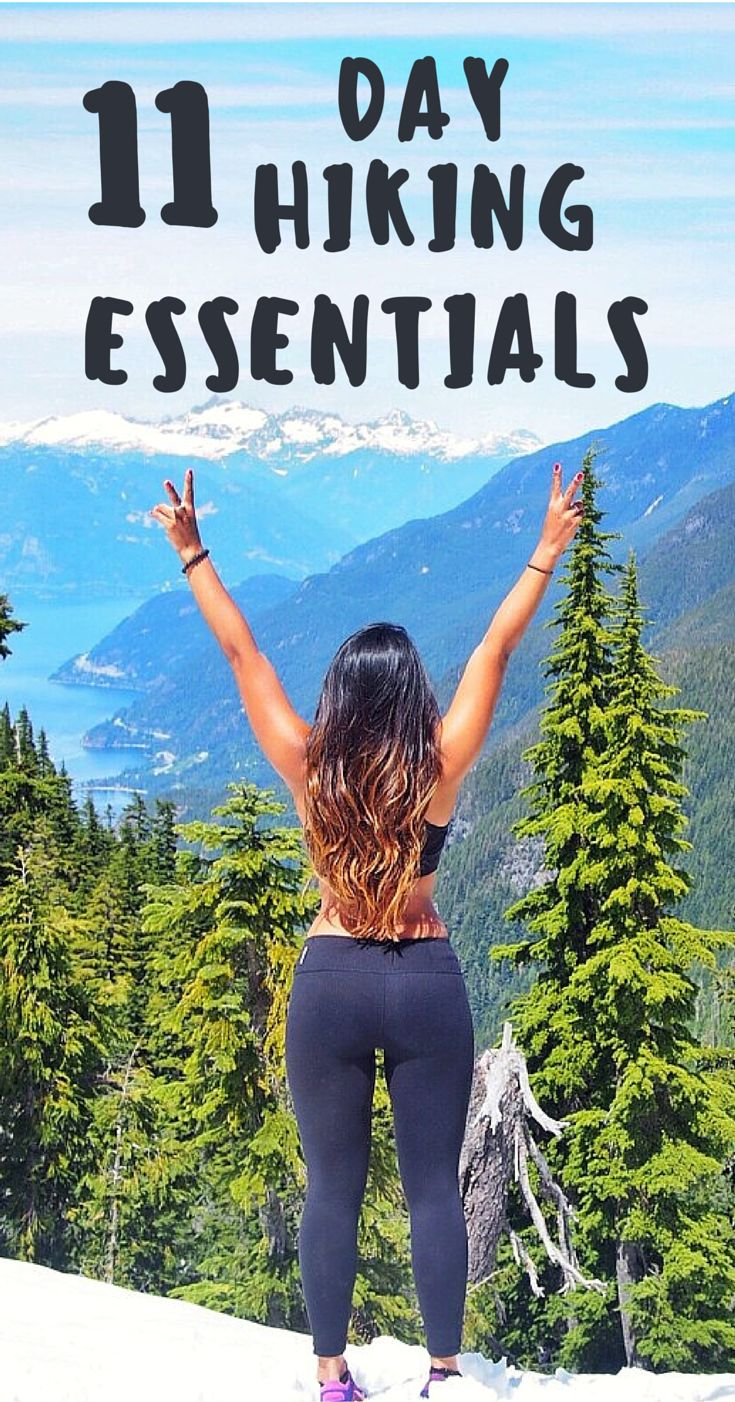 Be prepared for any weather or terrain with my recommended day hiking essentials that will keep you comfortable and safe on your outdoor adventure.
