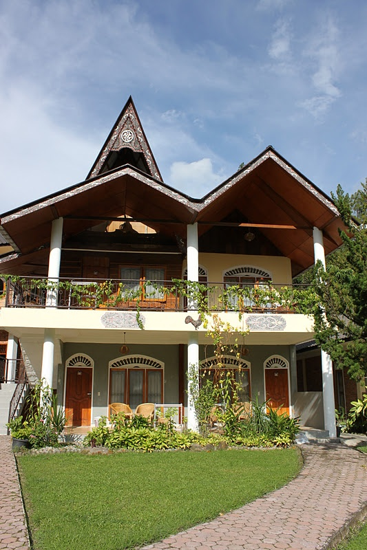 Tabo Cottage Sumatra, Indonesia