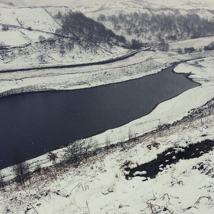 Butterley Reservoir, Kirklees, UK