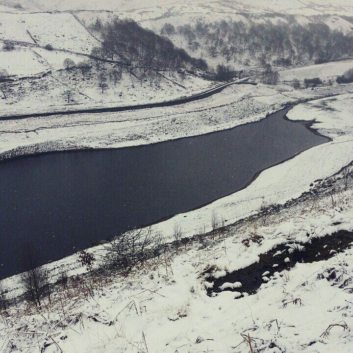 Butterley Reservoir, Kirklees, UK