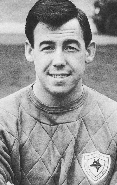 Gordon Banks( Leicester City,Stoke City & England)  One of the Worlds Greatest Goalkeepers.