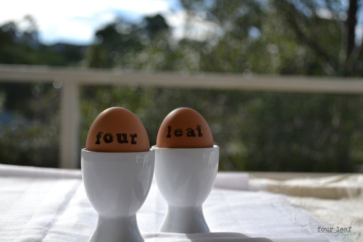 Happy Easter from Four Leaf Styling!