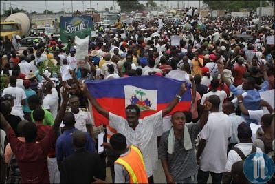 Haiti: Protesta contra legalización del matrimonio gay