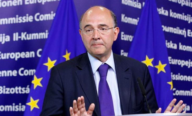 Μοσκοβισί: Δεν υπάρχει plan B για την Ελλάδα, πρέπει να μείνει εντός ευρώ