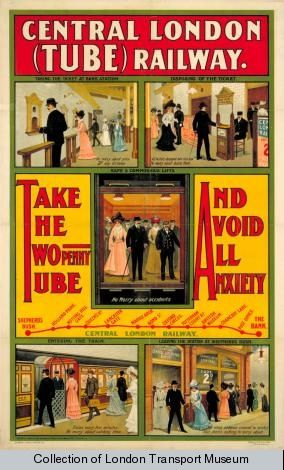 Poster 1983/355 - Poster and Artwork collection online from the London Transport Museum