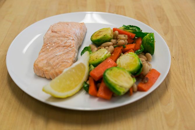 salmon-brussels-sprouts