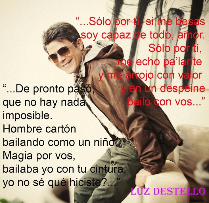 Bailo con vos - Alejandro Sanz