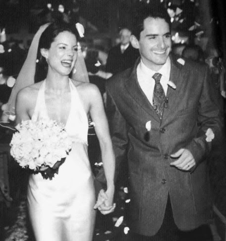 March 15, 2003 ~ Actress Kimberly Williams & Country Singer Brad Paisley Are Married