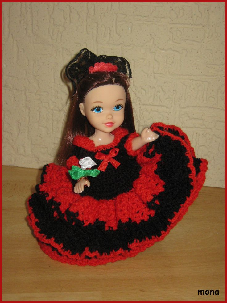 doll 5 - flamenco