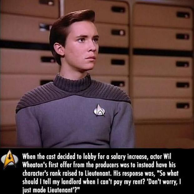 I feel like he would have said this in the show to. Crusher sass