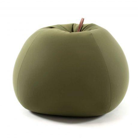 Schön Sitting Bull Soft Shell Apple Sitzsack In Apfelform, Grün