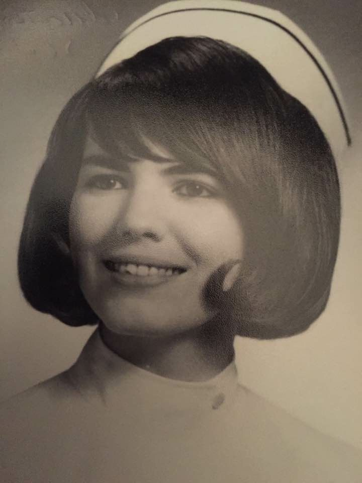 My awesome mom in her nursing school photo (Chicago early 1960s) http://ift.tt/2k13DJx