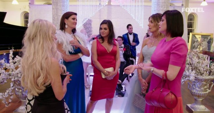 The Real Housewives of Sydney Season 1 Episode 11 Recap — Nicole O'Neil - Real Housewives of Sydney Blog