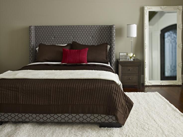 Master bedroom Urban barn Contemporary furniture stores