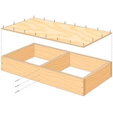 Links for DIY laundry pedestal at the bottom of the page.