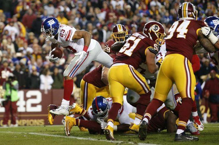 Giants venció a Redskins - http://www.notiexpresscolor.com/2017/01/02/giants-vencio-a-redskins/