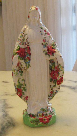Nossa Senhora das Graças 20cm - Casa e Tal