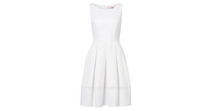 Review Australia - Sadie Dress in White White