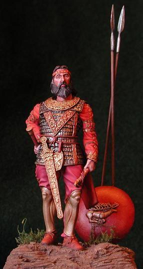 Scythian (Steppe Thracian) King