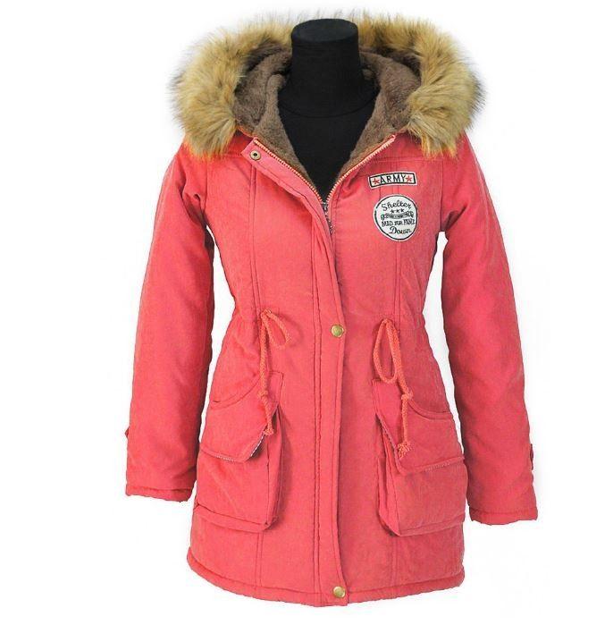 Dámský zimní kabát s kapucí růžový – Velikost L Na tento produkt se vztahuje nejen zajímavá sleva, ale také poštovné zdarma! Využij této výhodné nabídky a ušetři na poštovném, stejně jako to udělalo již velké …
