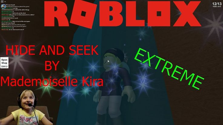 ROBLOX extreme Hide and Seek