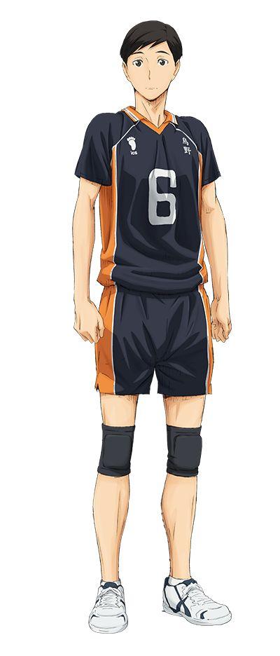 アニメ「ハイキュー!! 烏野高校 VS 白鳥沢学園高校」| CHARACTER キャラクター