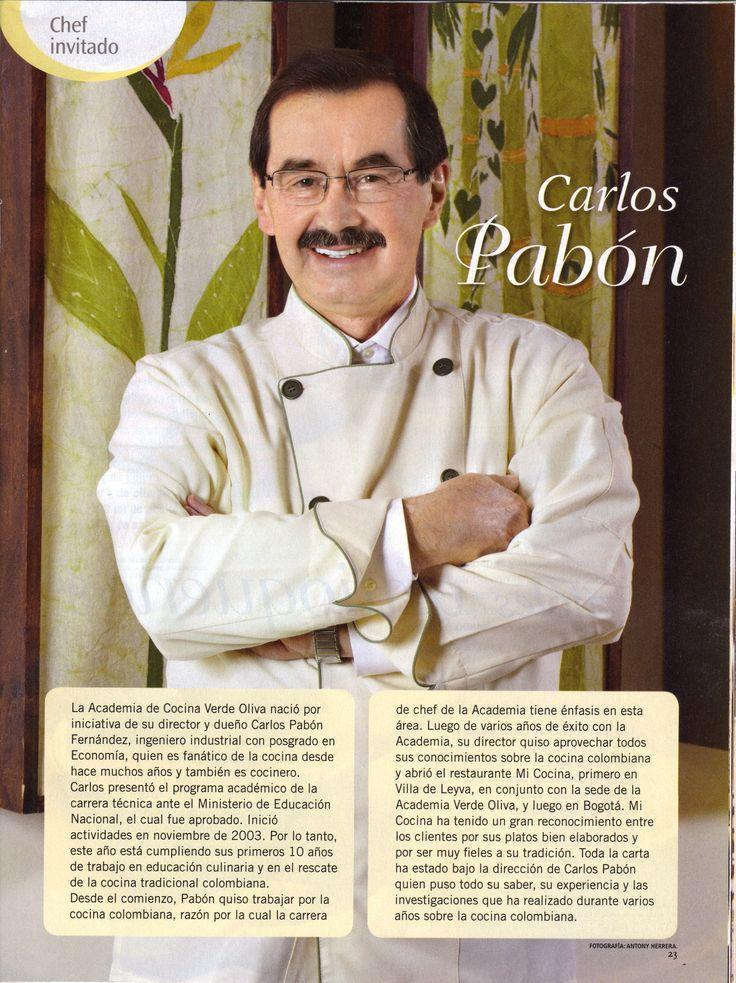 Carlos Pabón Director Academia Verde Oliva