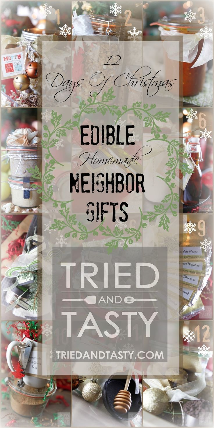 9 Best Images About Edible Christmas Gifts On Pinterest