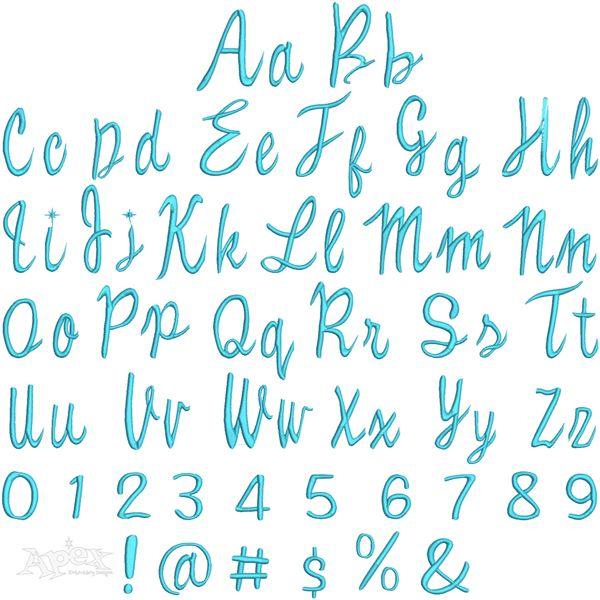 Create a custom lettering font for you by Bagusutama