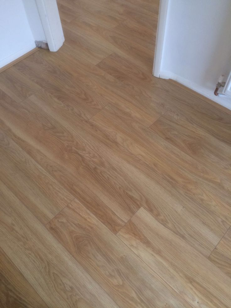 Chene laminate fitted to full ground floor. Seamless transitions through  the rooms. Real WoodGround ...