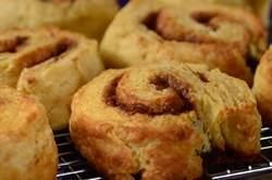 Cinnamon Roll. From Joyofbaking.com