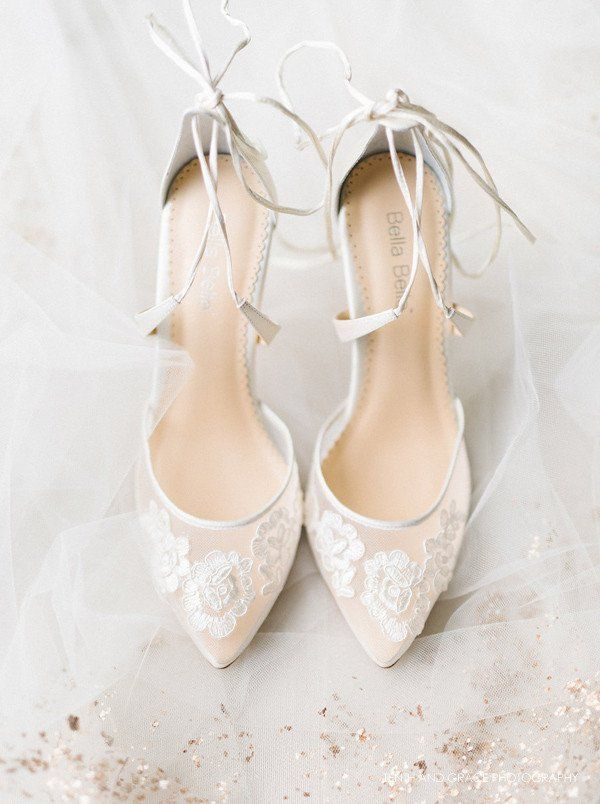 2017 promises to be a bold and unexpected year for wedding shoe trends. Take you…