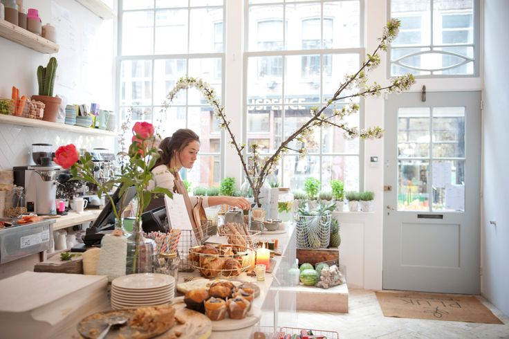 Gorgeous Cafe: PLUK Amsterdam